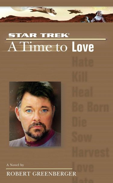 Star Trek: The Next Generation: A Time to Love