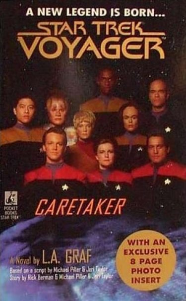 Star Trek: Voyager #1: Caretaker