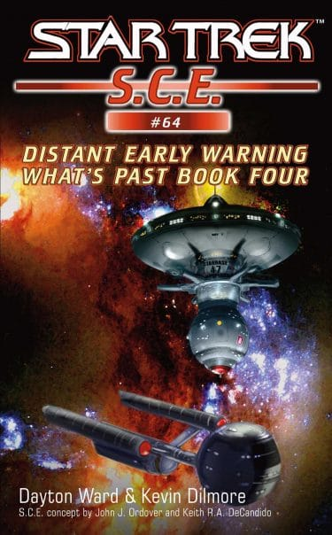 Starfleet Corps of Engineers #64: Distant Early Warning