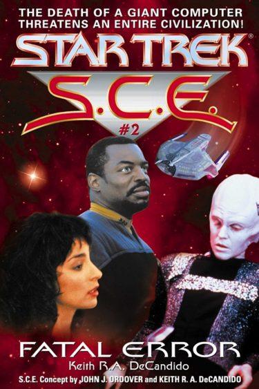 Starfleet Corps of Engineers #2: Fatal Error