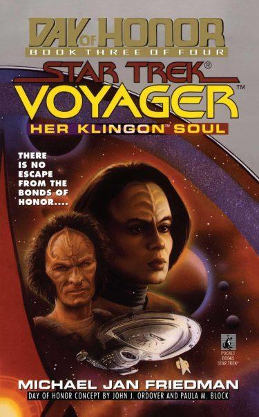 Day of Honor #3: Her Klingon Soul