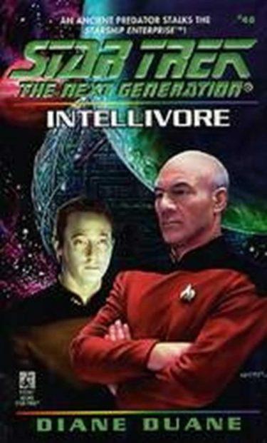 Star Trek: The Next Generation #45: Intellivore