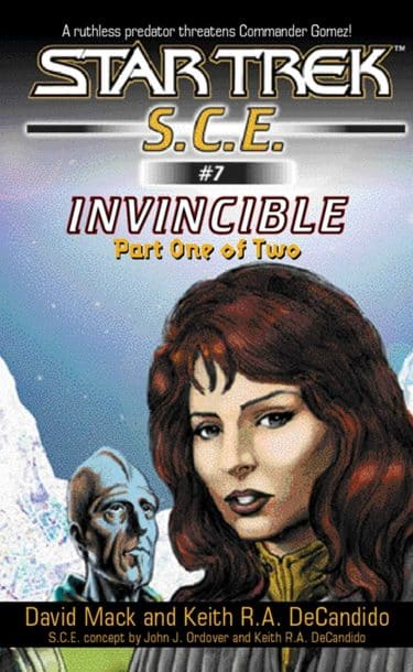 Starfleet Corps of Engineers #7: Invincible, Part 1