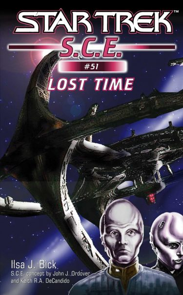 Starfleet Corps of Engineers #51: Lost Time