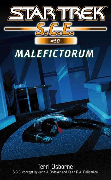 Starfleet Corps of Engineers #50: Malefictorum