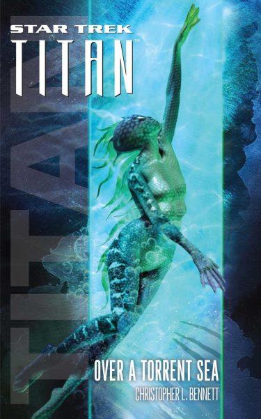 Titan #5: Over a Torrent Sea