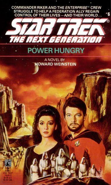 Star Trek: The Next Generation #6: Power Hungry