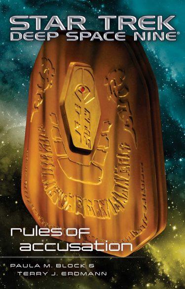 Star Trek: Deep Space Nine: Rules of Accusation