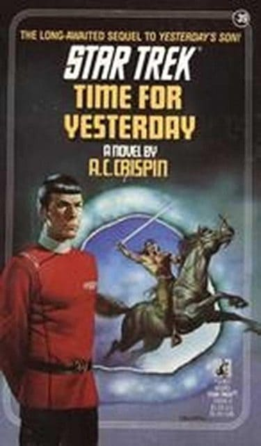 Star Trek: The Original Series #39: Time for Yesterday