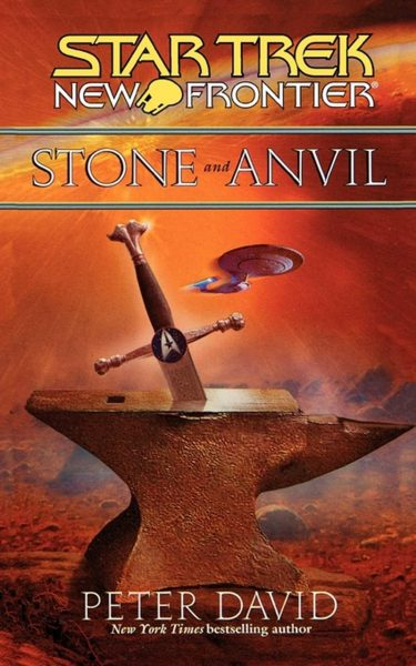 Star Trek: New Frontier #14: Stone and Anvil