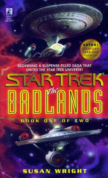 The Badlands #2: The Badlands, Book Two
