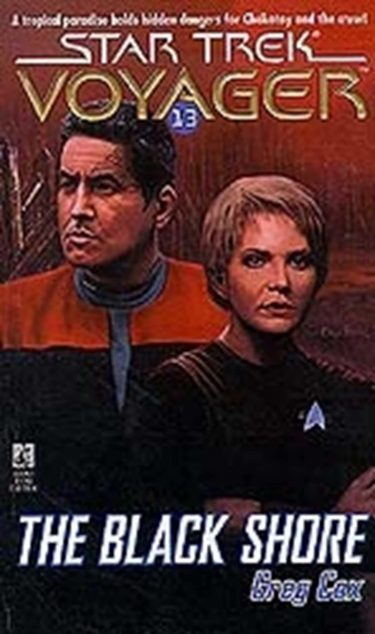 Star Trek: Voyager #13: The Black Shore