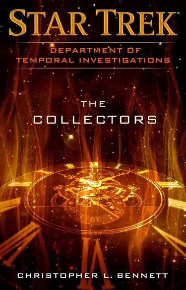 Department of Temporal Investigations #3: The Collectors