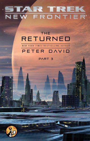 Star Trek: New Frontier #21: The Returned, Part 3