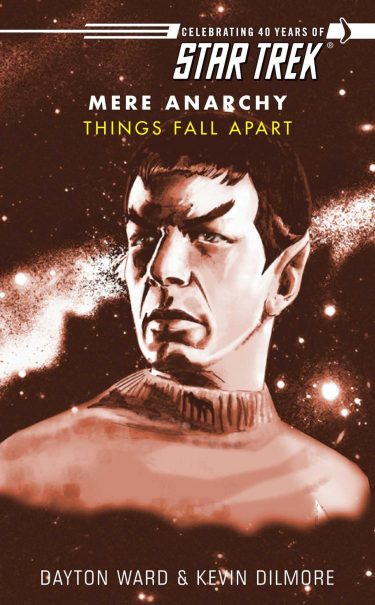 Mere Anarchy #1: Things Fall Apart