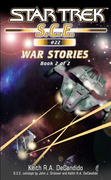 Starfleet Corps of Engineers #22: War Stories, Book 2