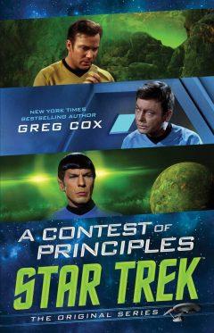Star Trek: The Original Series #43: A Contest of Principles