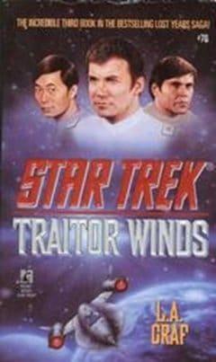 Star Trek: The Original Series #70: Traitor Winds