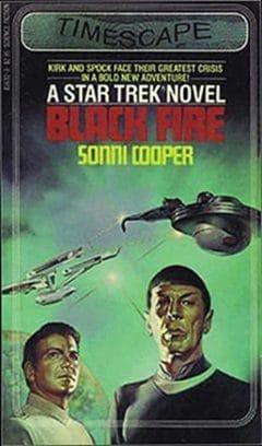 Star Trek: The Original Series #8: Black Fire