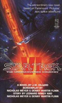 Star Trek: The Original Series: Star Trek VI: The Undiscovered Country