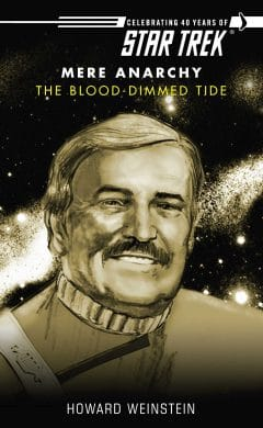 Mere Anarchy #5: The Blood-Dimmed Tide