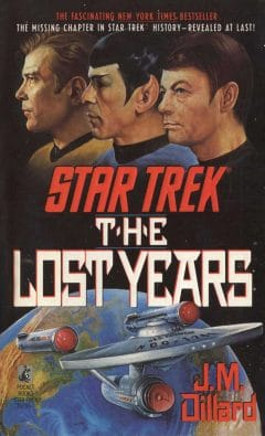 The Lost Years Saga #1: The Lost Years