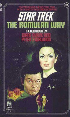 Star Trek: The Original Series #35: The Romulan Way