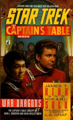 The Captain's Table #1: War Dragons